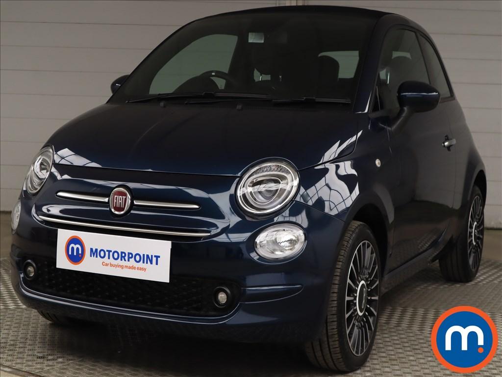 Fiat 500 1.0 Mild Hybrid Launch Edition 2dr - Stock Number 1210911 Passenger side front corner