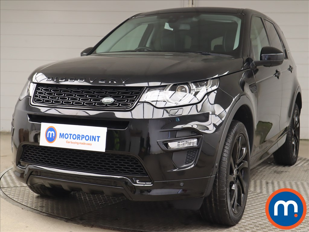 Land Rover Discovery Sport 2.0 SD4 240 HSE Dynamic Luxury 5dr Auto - Stock Number 1217175 Passenger side front corner
