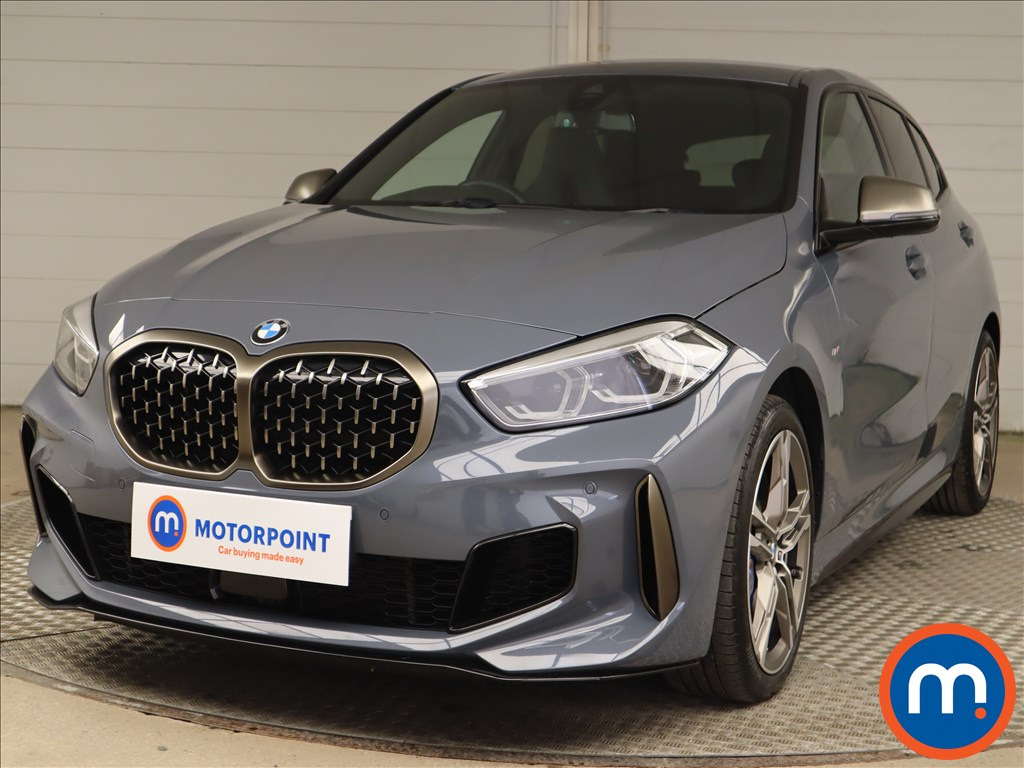 BMW 1 Series M135i xDrive 5dr Step Auto - Stock Number 1219323 Passenger side front corner