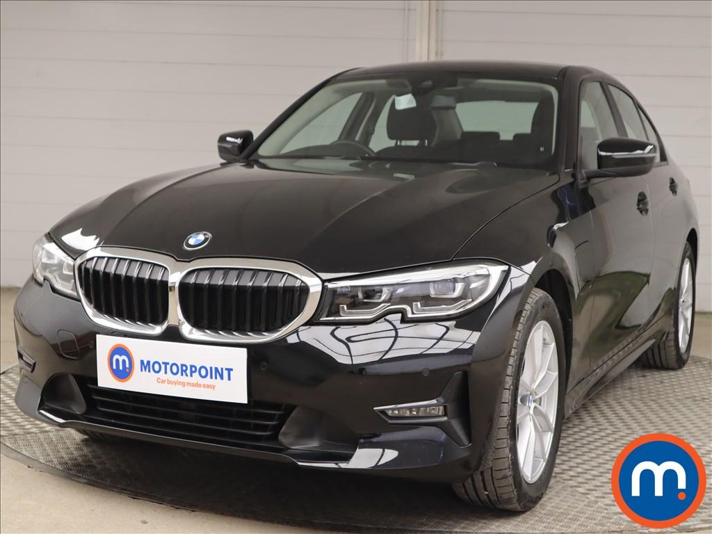 BMW 3 Series 330e SE Pro 4dr Step Auto - Stock Number 1217892 Passenger side front corner