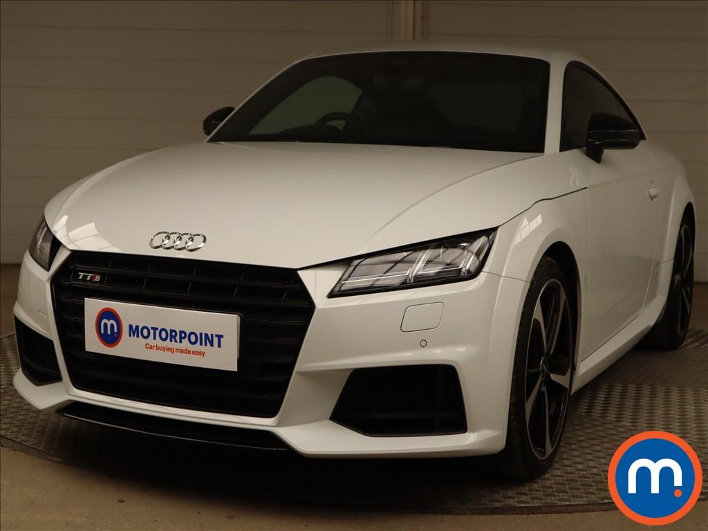 Audi TT 2.0T FSI Quattro TTS Black Edition 2dr S Tronic - Stock Number 1218961 Passenger side front corner