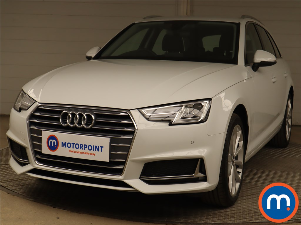 Audi A4 35 TDI Sport 5dr S Tronic - Stock Number 1216838 Passenger side front corner