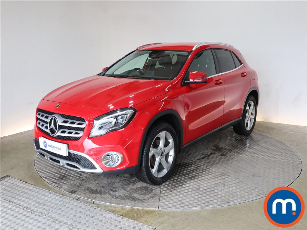 Mercedes-Benz GLA GLA 200d Sport Premium 5dr Auto - Stock Number 1215858 Passenger side front corner