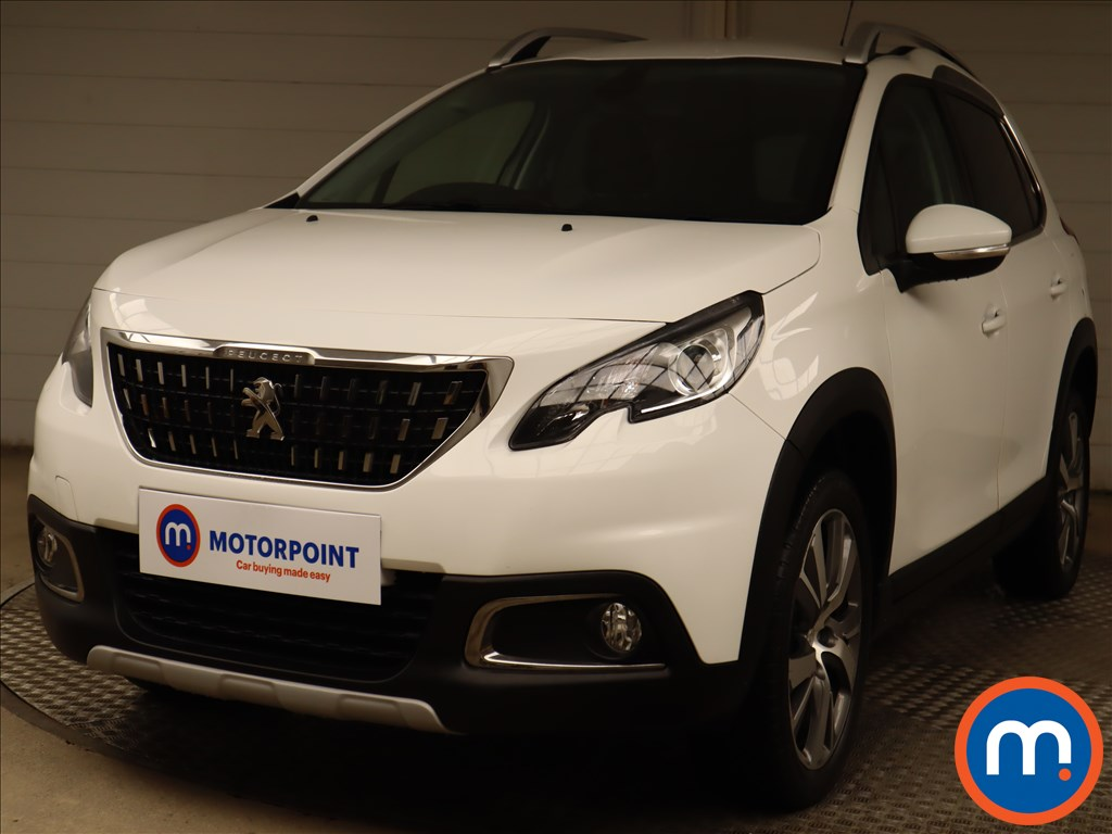 Peugeot 2008 1.2 PureTech 130 Allure 5dr - Stock Number 1218993 Passenger side front corner