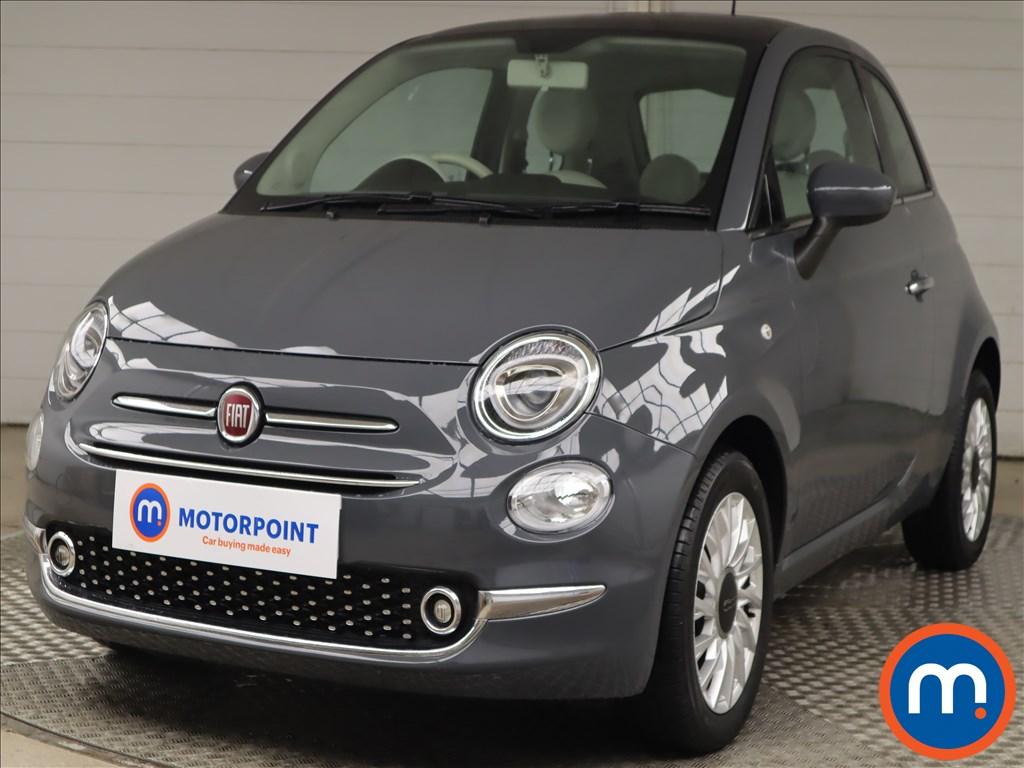 Fiat 500 1.2 Lounge 3dr - Stock Number 1218546 Passenger side front corner