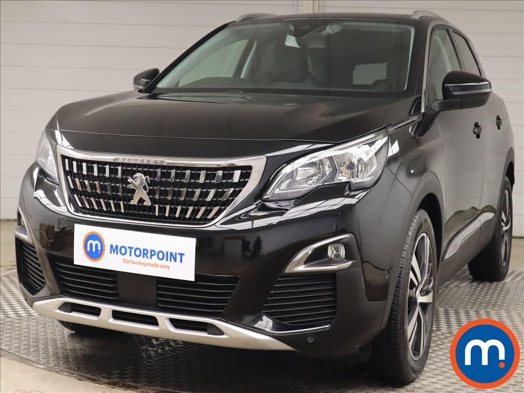 Peugeot 3008 1.5 BlueHDi Allure 5dr - Stock Number 1217613 Passenger side front corner