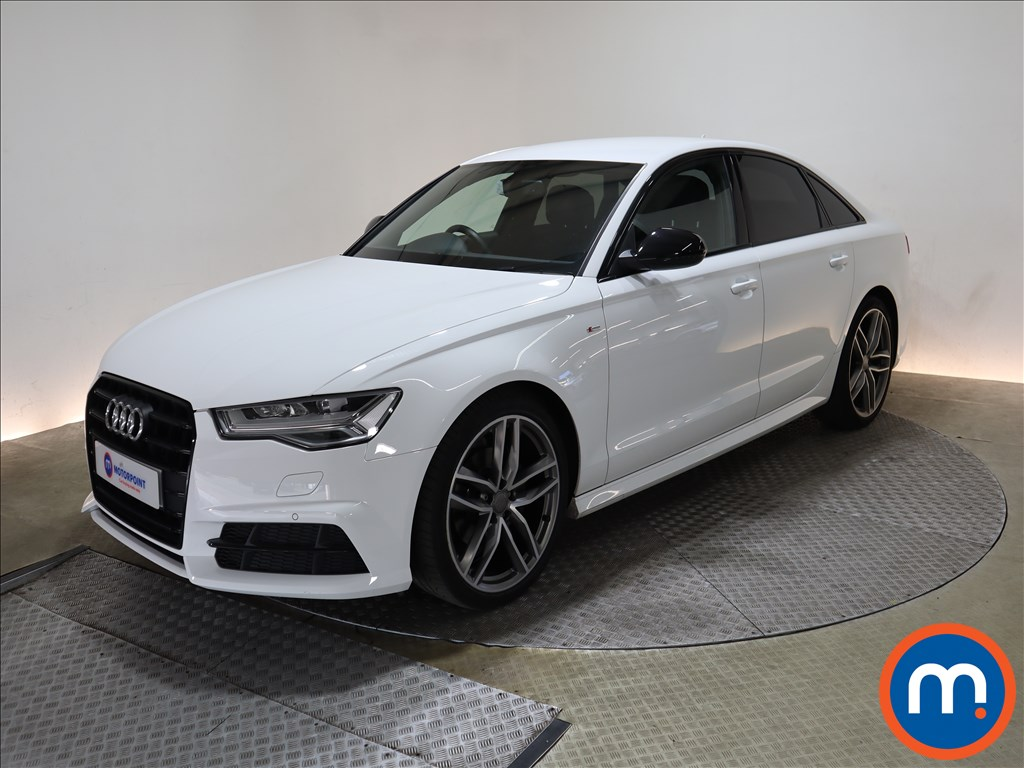 Audi A6 1.8 TFSI Black Edition 4dr S Tronic [Tech Pack] - Stock Number 1214924 Passenger side front corner