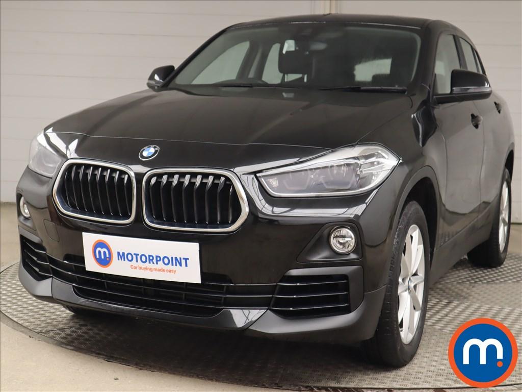 BMW X2 sDrive 20i SE 5dr Step Auto - Stock Number 1218891 Passenger side front corner