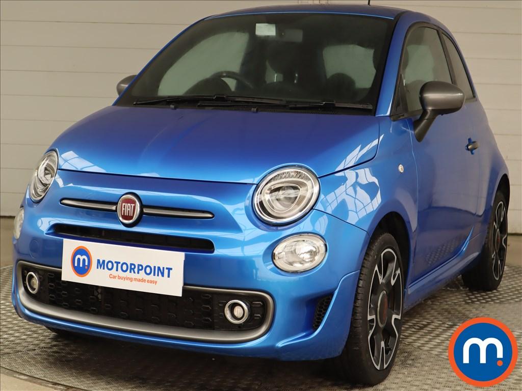 Fiat 500 1.2 S 3dr Dualogic - Stock Number 1218962 Passenger side front corner