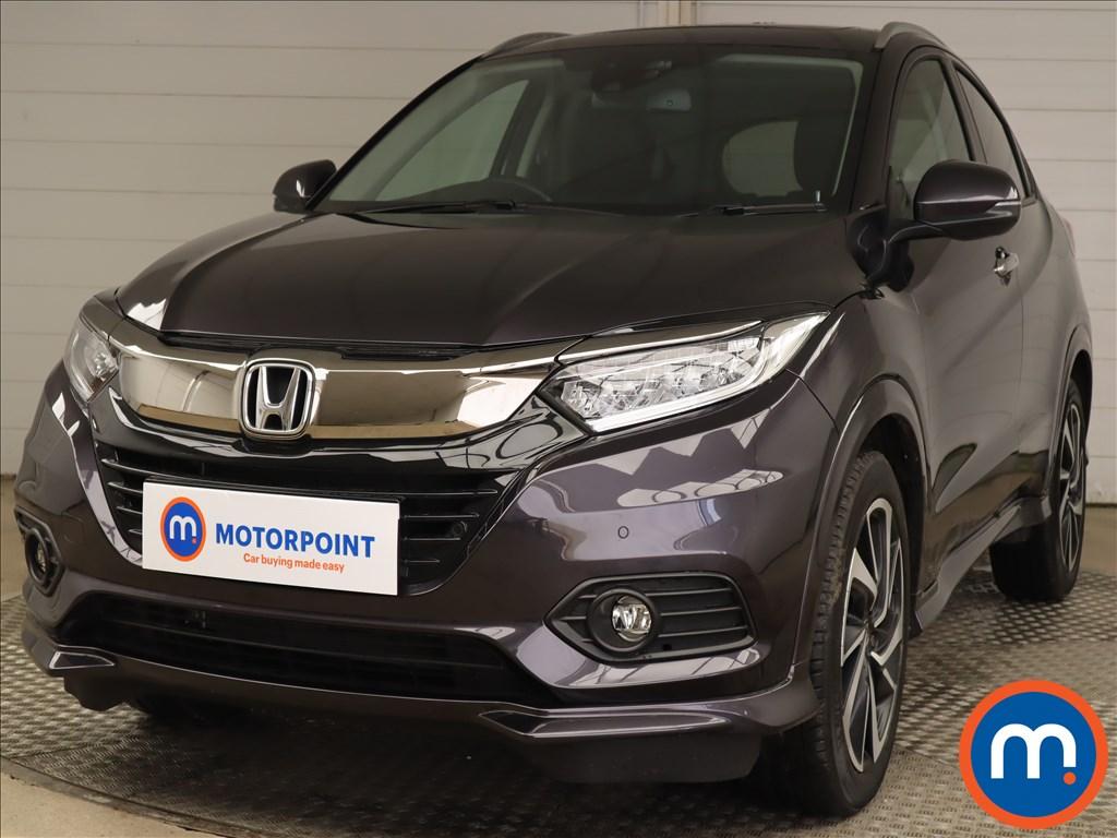 Honda Hr-V 1.5 i-VTEC EX 5dr - Stock Number 1217893 Passenger side front corner
