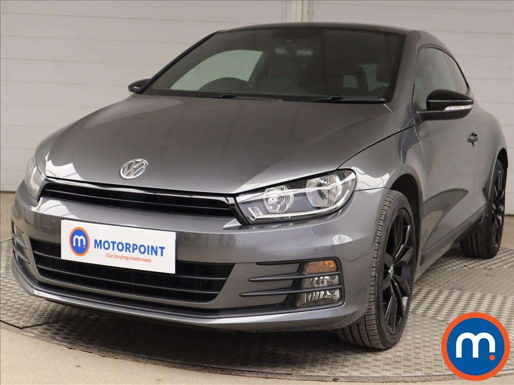 Volkswagen Scirocco 2.0 TDi BlueMotion Tech GT Black Edition 3dr - Stock Number 1218538 Passenger side front corner