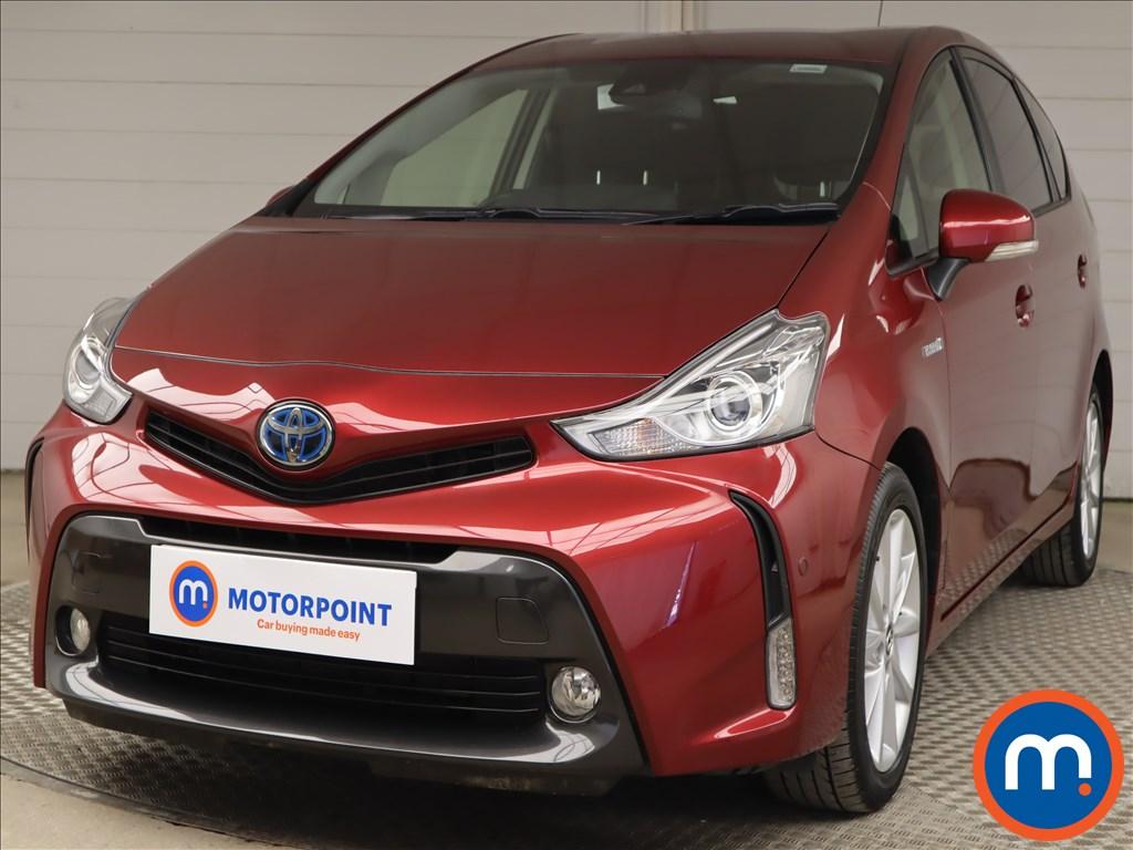 Toyota Prius-Plus 1.8 VVTi Excel TSS 5dr CVT Auto - Stock Number 1218877 Passenger side front corner