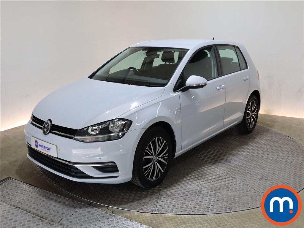 Volkswagen Golf 1.4 TSI SE [Nav] 5dr - Stock Number 1216791 Passenger side front corner