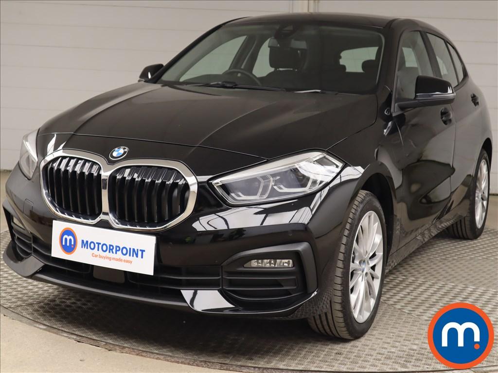 BMW 1 Series 116d SE 5dr - Stock Number 1216152 Passenger side front corner