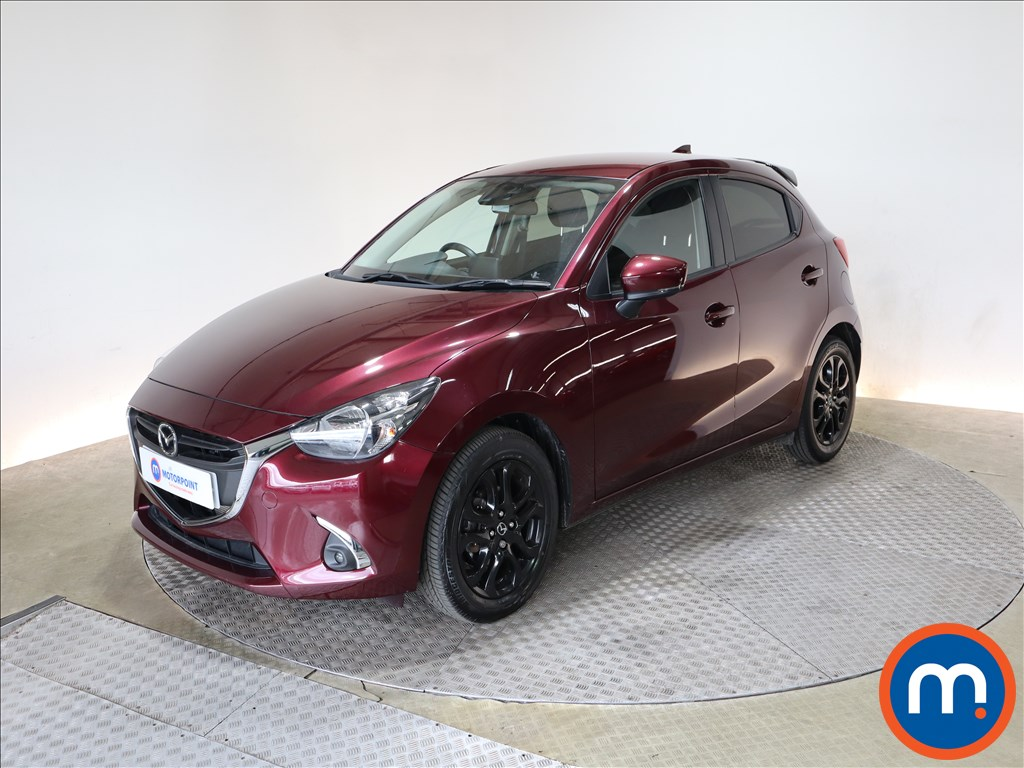 Mazda 2 1.5 Black-Plus Edition 5dr - Stock Number 1204183 Passenger side front corner