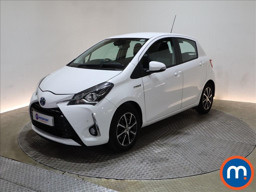 Toyota Yaris 1.5 Hybrid Icon Tech 5dr CVT - Stock Number 1218084 Passenger side front corner