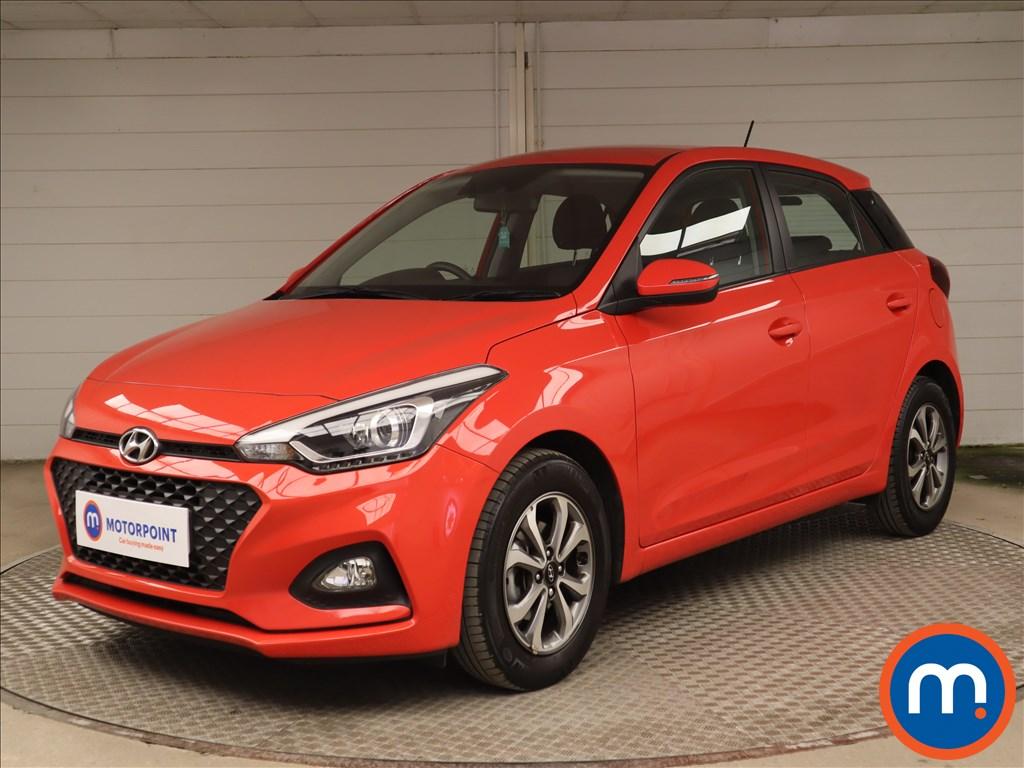 Hyundai I20 1.2 MPi SE 5dr - Stock Number 1219808 Passenger side front corner