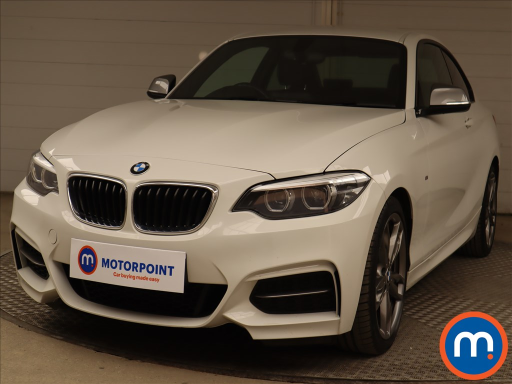 BMW 2 Series M240i 2dr [Nav] Step Auto - Stock Number 1218243 Passenger side front corner