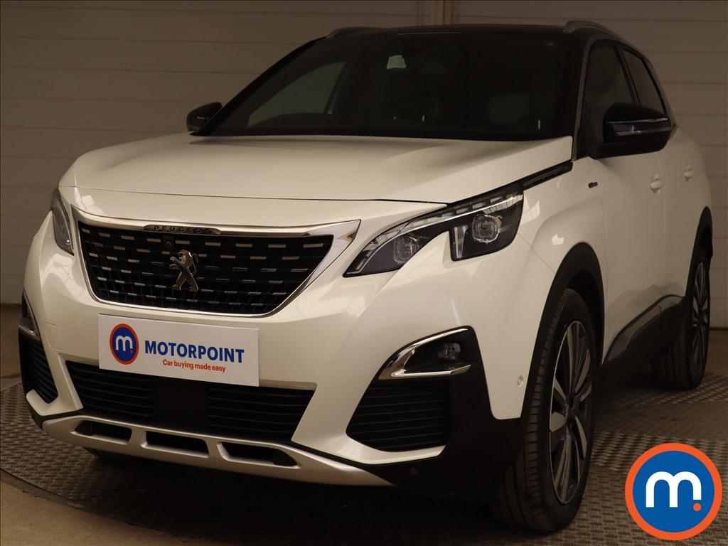 Peugeot 3008 1.5 BlueHDi GT Line Premium 5dr EAT8 - Stock Number 1217617 Passenger side front corner