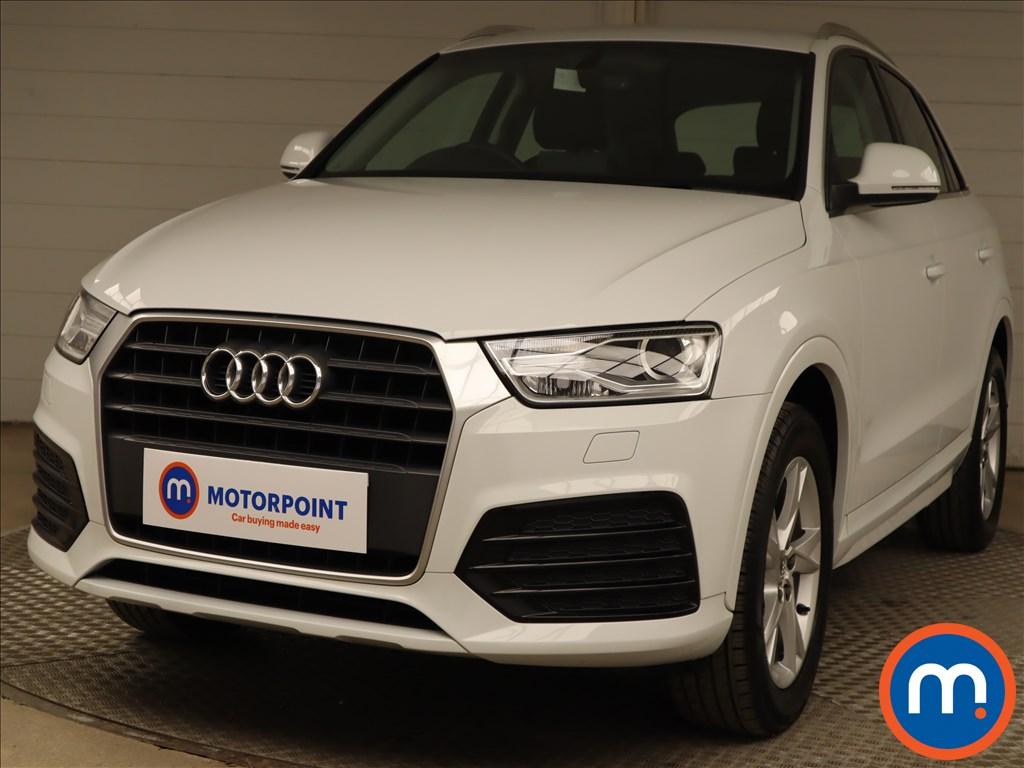 Audi Q3 1.4T FSI Sport 5dr S Tronic - Stock Number 1217717 Passenger side front corner