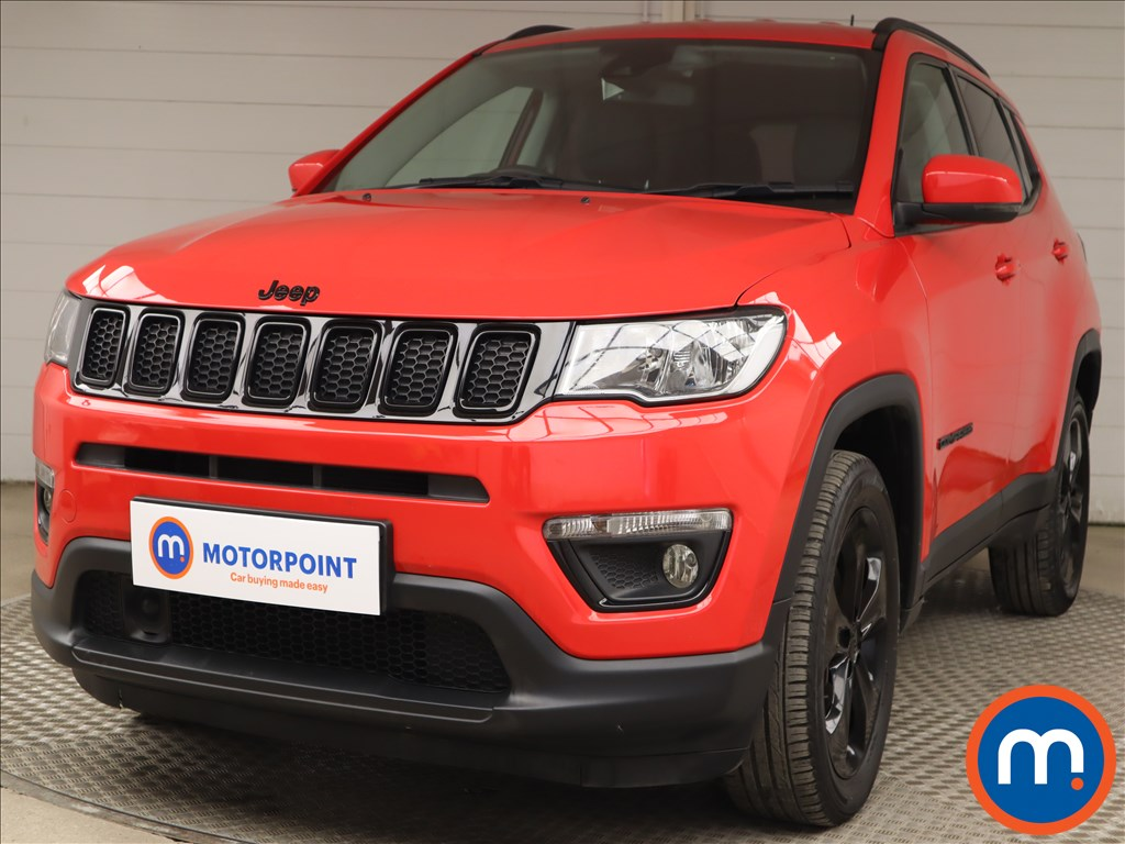Jeep Compass 1.4 Multiair 140 Night Eagle 5dr [2WD] - Stock Number 1219567 Passenger side front corner
