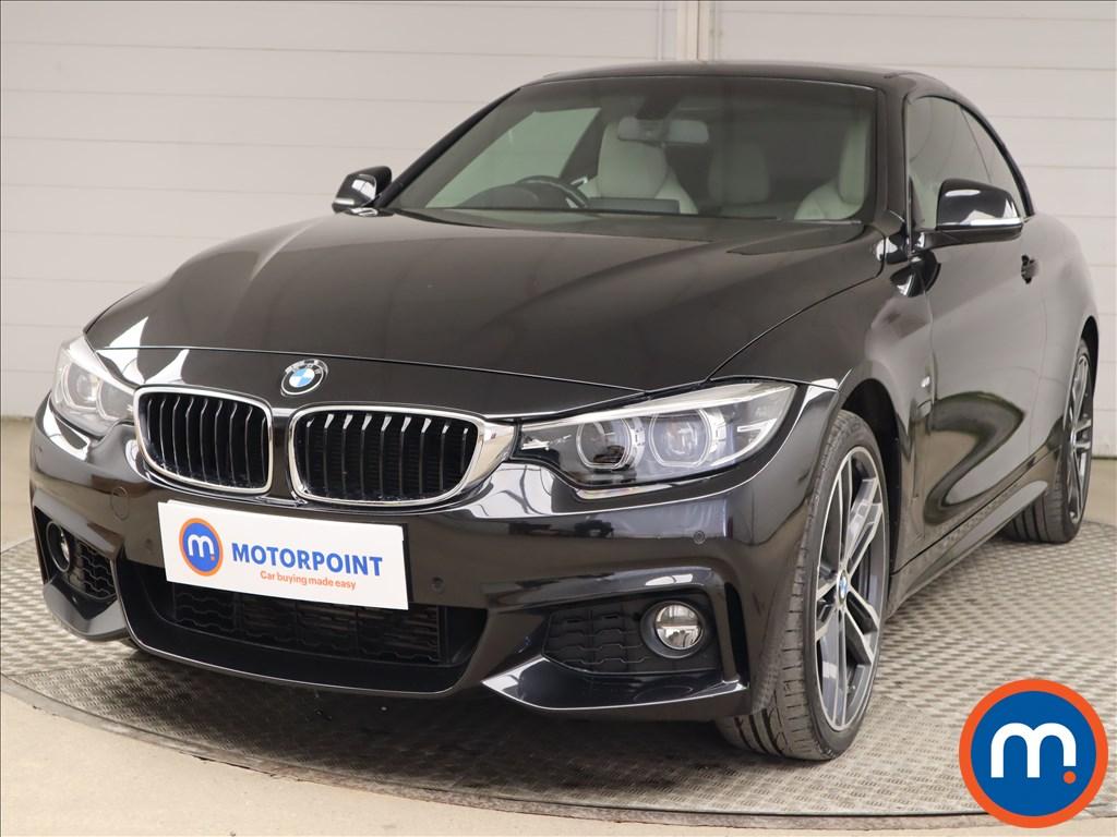 BMW 4 Series 435d xDrive M Sport 2dr Auto [Professional Media] - Stock Number 1219312 Passenger side front corner