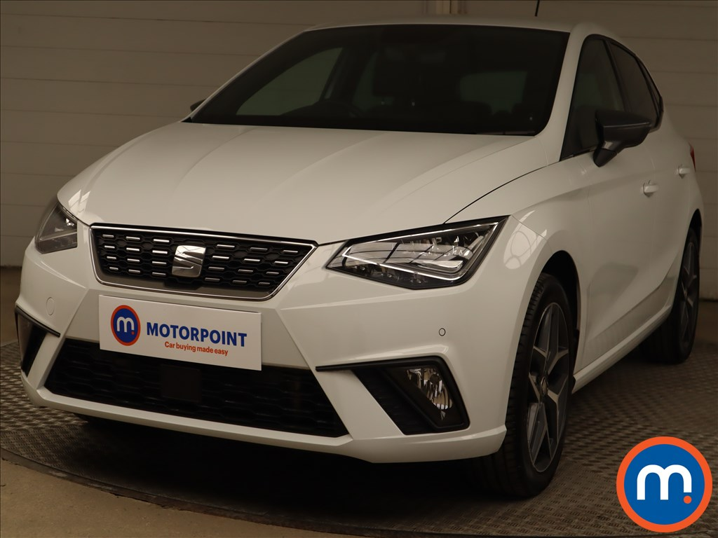 Seat Ibiza 1.0 TSI 115 Xcellence Lux [EZ] 5dr - Stock Number 1219850 Passenger side front corner