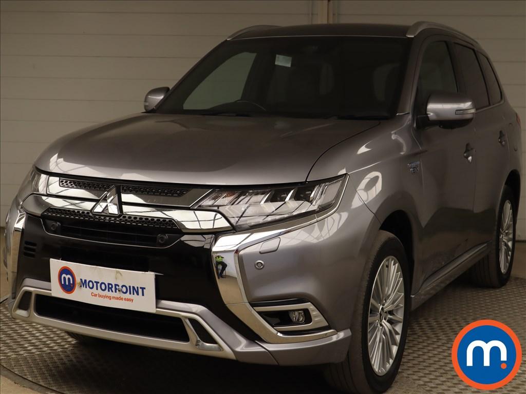 Mitsubishi Outlander 2.4 PHEV 4hs 5dr Auto - Stock Number 1219755 Passenger side front corner