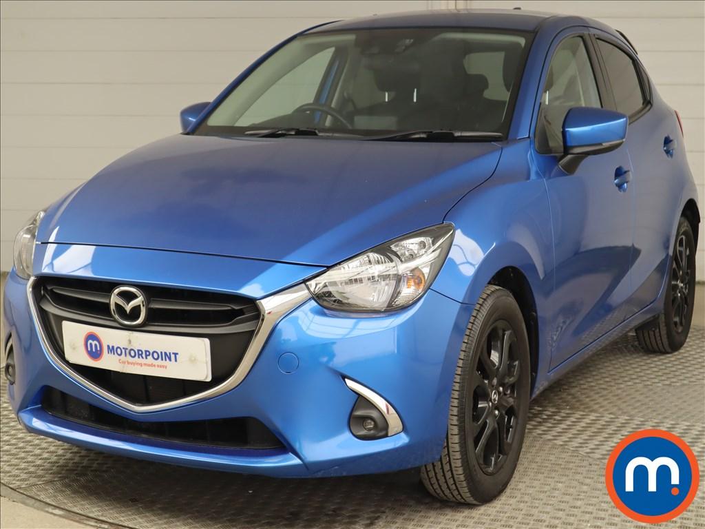Mazda 2 1.5 Black-Plus Edition 5dr - Stock Number 1218966 Passenger side front corner