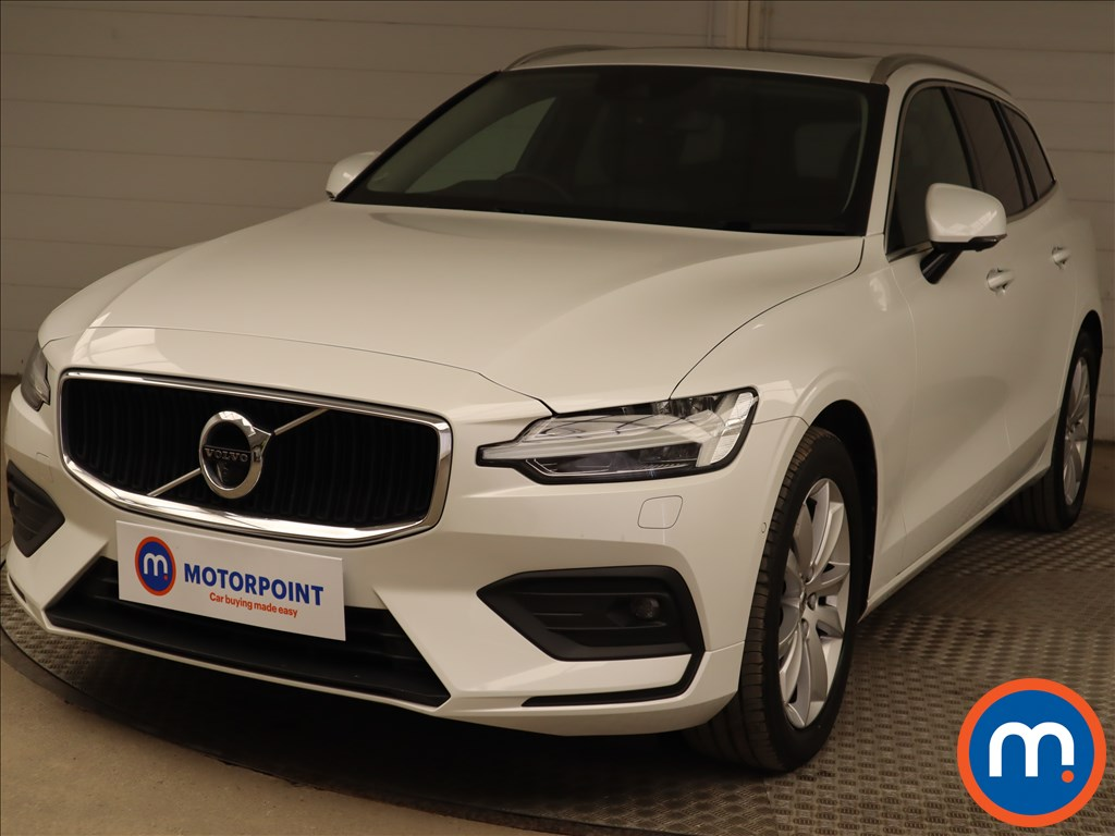 Volvo V60 2.0 D4 [190] Momentum Pro 5dr - Stock Number 1220937 Passenger side front corner