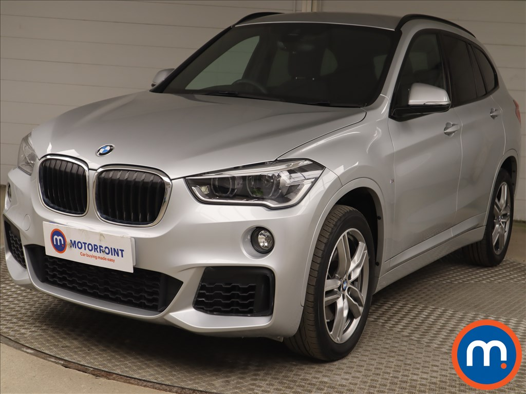 BMW X1 sDrive 20i M Sport 5dr Step Auto - Stock Number 1219991 Passenger side front corner