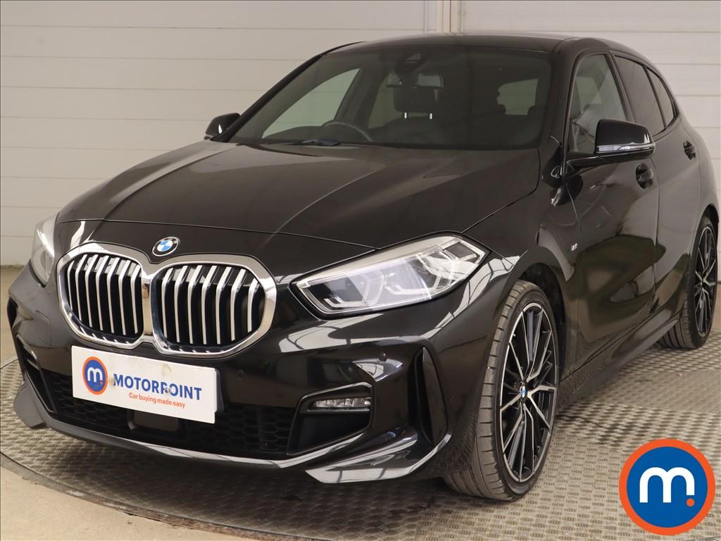 BMW 1 Series 118d M Sport 5dr - Stock Number 1218383 Passenger side front corner