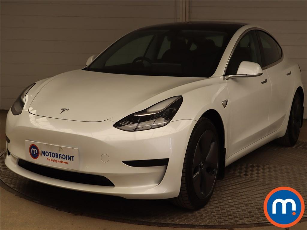 Tesla Model 3 Standard Plus 4dr Auto - Stock Number 1220499 Passenger side front corner