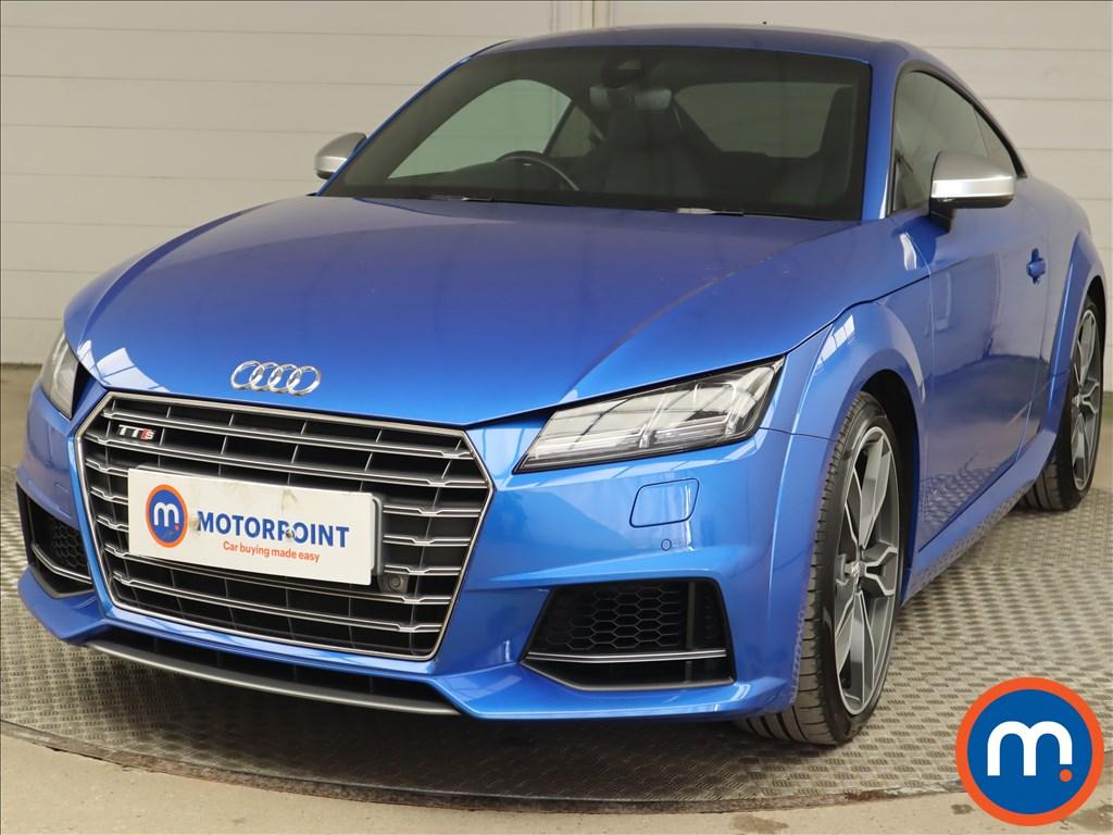 Audi TT 2.0T FSI Quattro TTS 2dr [Tech Pack] - Stock Number 1221457 Passenger side front corner