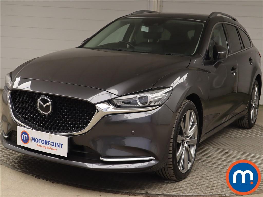 Mazda 6 2.0 Sport Nav-Plus 5dr - Stock Number 1217887 Passenger side front corner