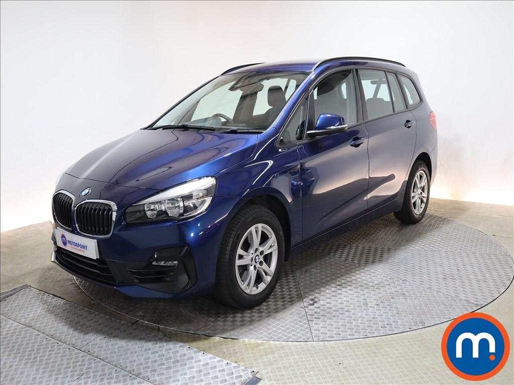 BMW 2 Series 218i SE 5dr - Stock Number 1217089 Passenger side front corner