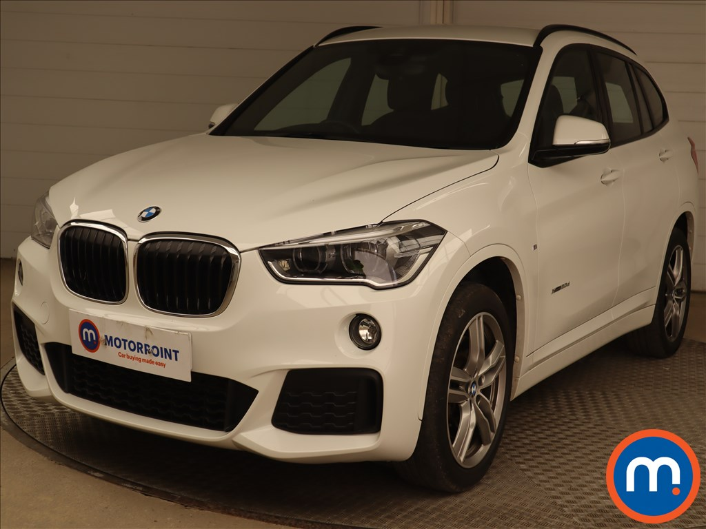 BMW X1 xDrive 20d M Sport 5dr - Stock Number 1219993 Passenger side front corner