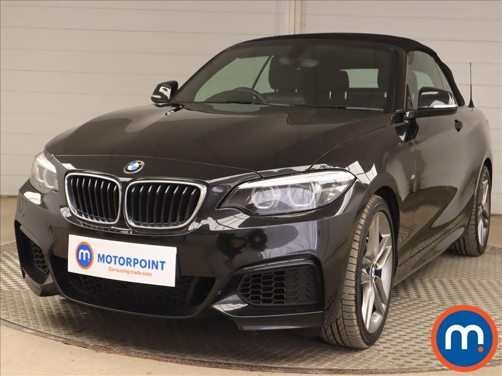 BMW 2 Series 218i M Sport 2dr [Nav] Step Auto - Stock Number 1219351 Passenger side front corner
