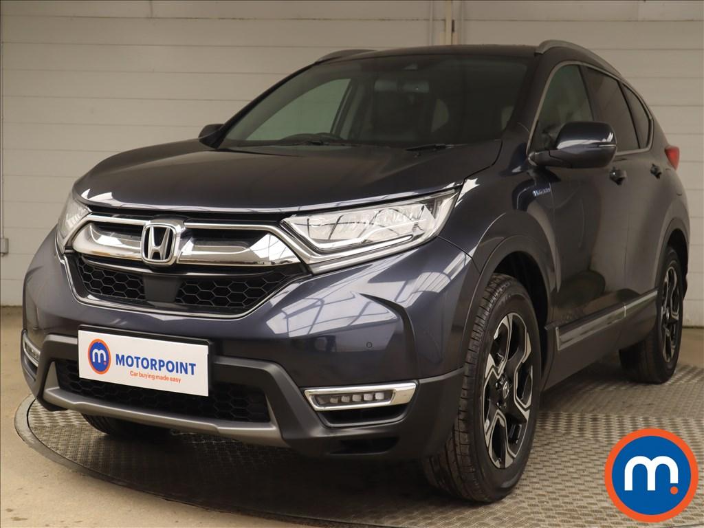 Honda Cr-V 2.0 i-MMD Hybrid EX 5dr eCVT - Stock Number 1220724 Passenger side front corner
