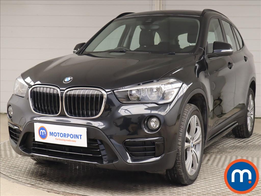 BMW X1 xDrive 20d Sport 5dr Step Auto - Stock Number 1219588 Passenger side front corner