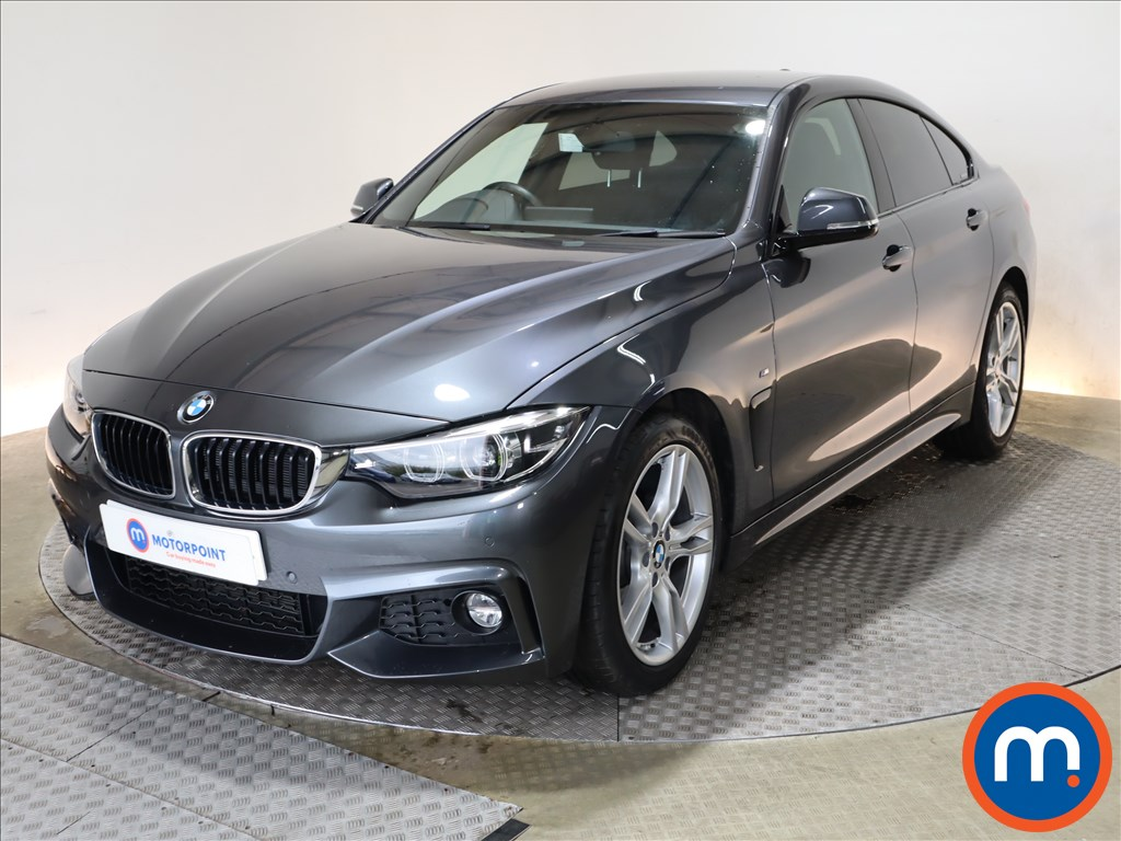 BMW 4 Series 420i M Sport 5dr Auto [Professional Media] - Stock Number 1212619 Passenger side front corner