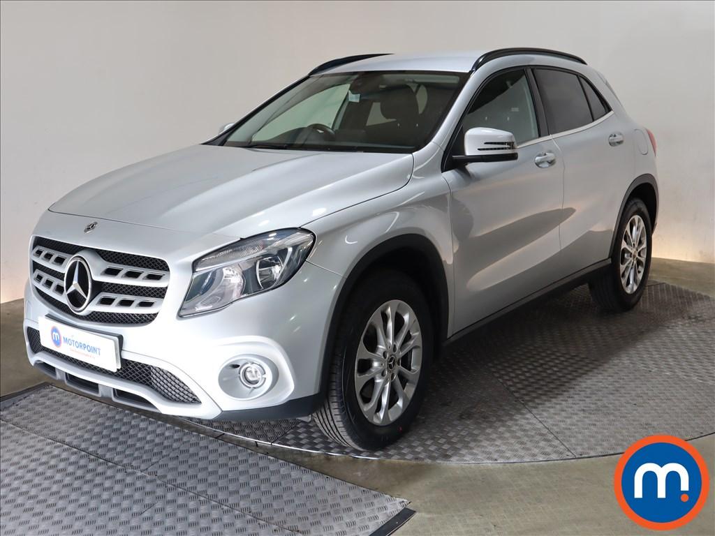 Mercedes-Benz GLA GLA 200 SE 5dr - Stock Number 1221613 Passenger side front corner