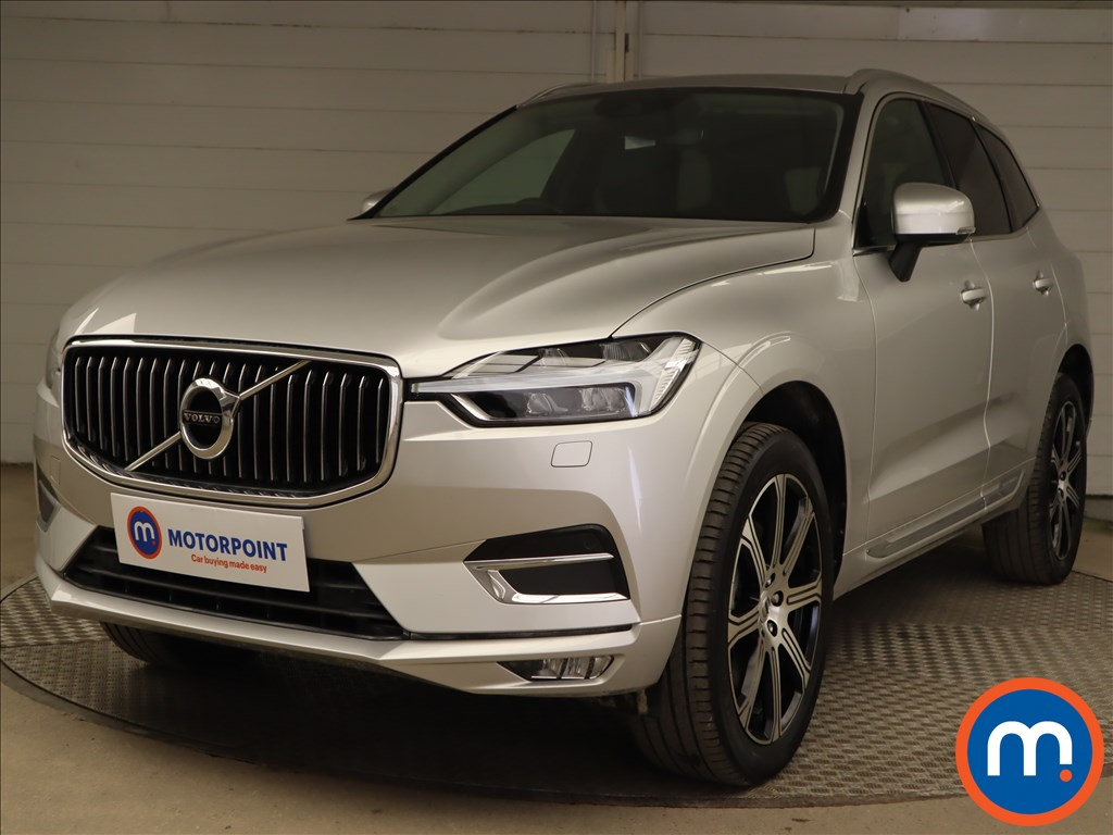 Volvo Xc60 2.0 B5D Inscription Pro 5dr AWD Geartronic - Stock Number 1221686 Passenger side front corner