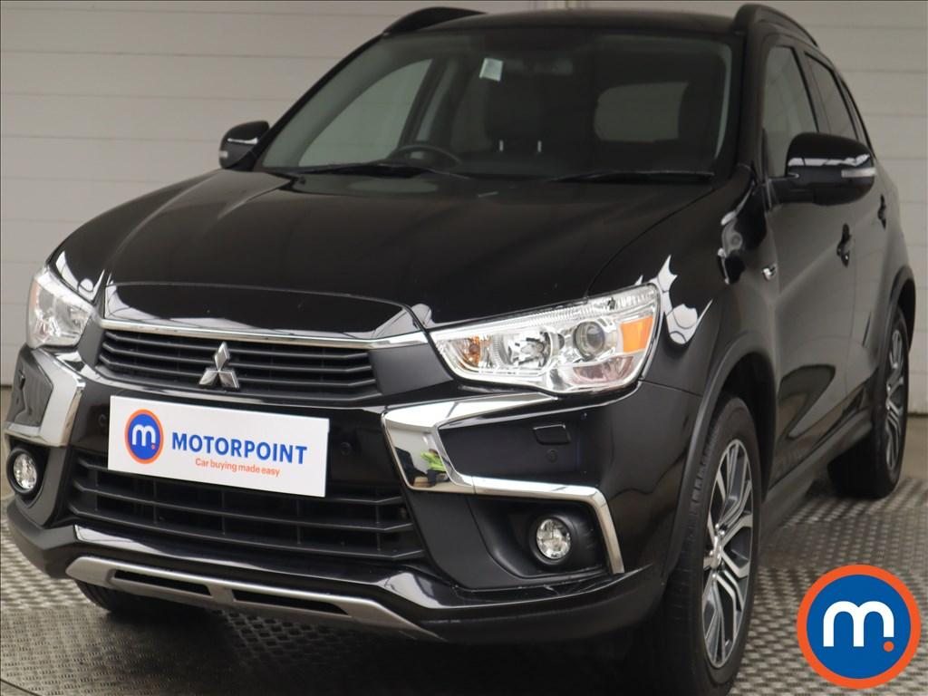 Mitsubishi ASX 2.2 4 5dr Auto 4WD - Stock Number 1221701 Passenger side front corner