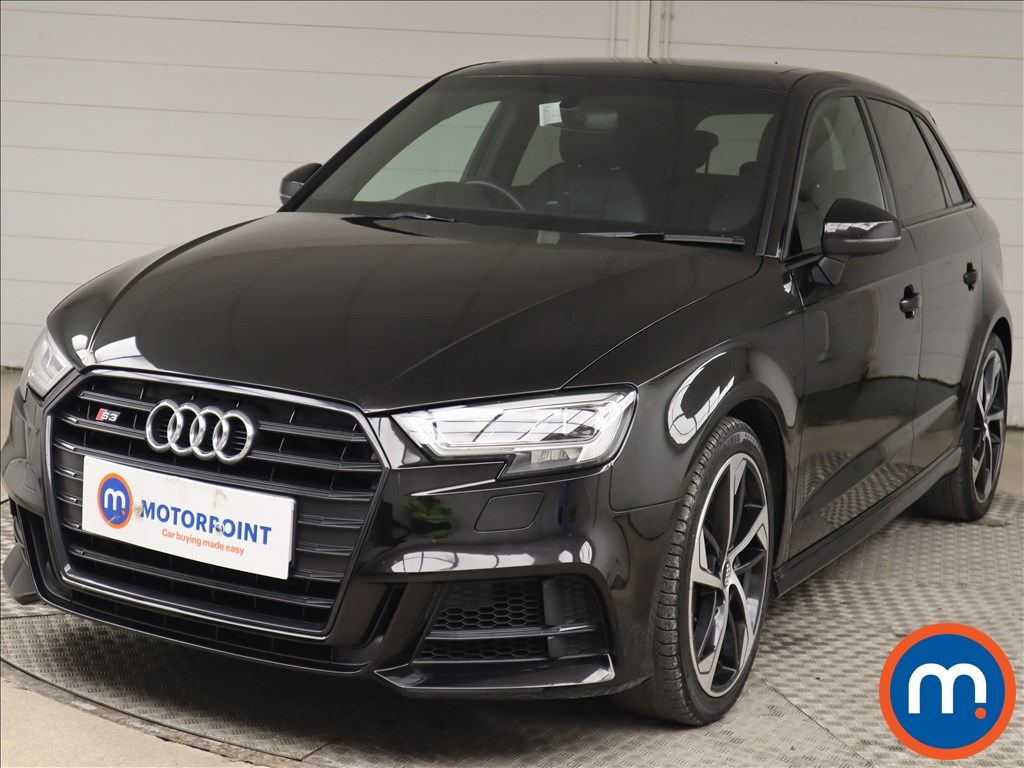 Audi A3 S3 TFSI 300 Quattro Black Ed 5dr S Tronic [Tech] - Stock Number 1221826 Passenger side front corner