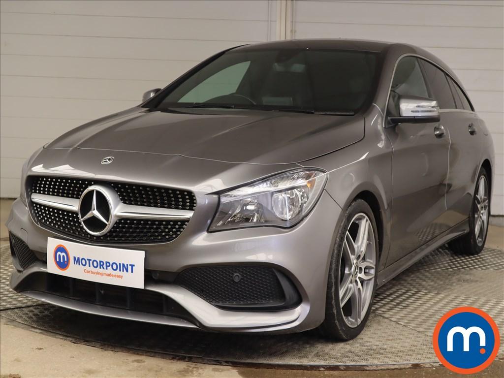 Mercedes-Benz CLA CLA 180 AMG Line Edition 5dr Tip Auto - Stock Number 1220218 Passenger side front corner