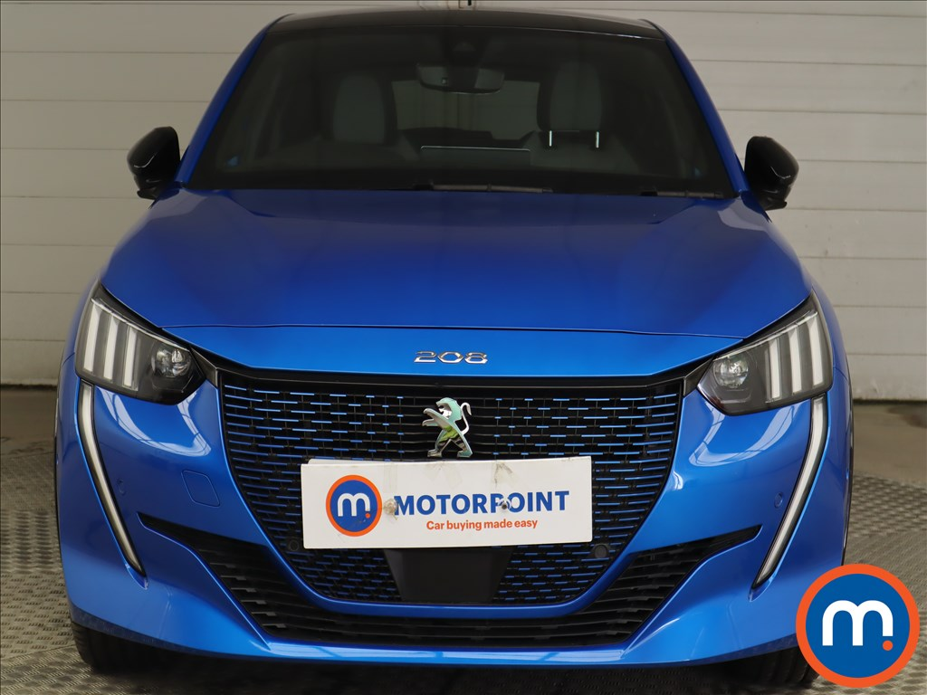 Peugeot 208 100kW GT 50kWh 5dr Auto - Stock Number 1223719 Passenger side front corner