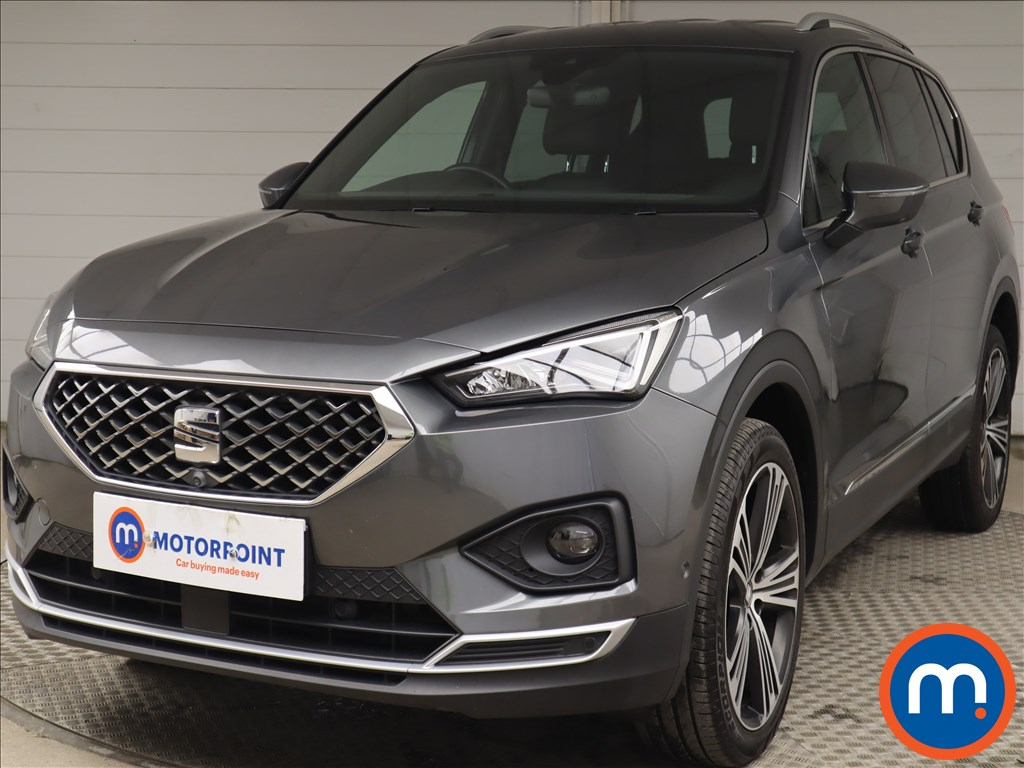 Seat Tarraco 2.0 TDI Xcellence Lux 5dr - Stock Number 1223737 Passenger side front corner