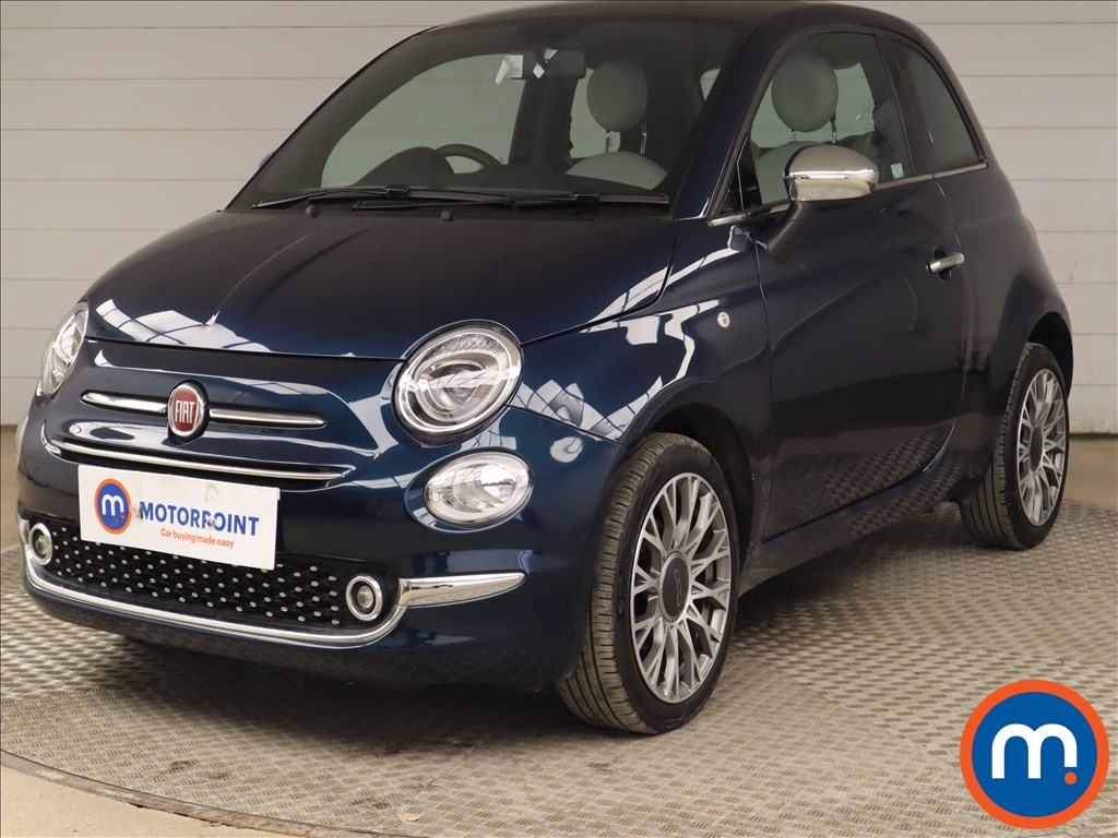 Fiat 500 1.2 Star 3dr - Stock Number 1223535 Passenger side front corner