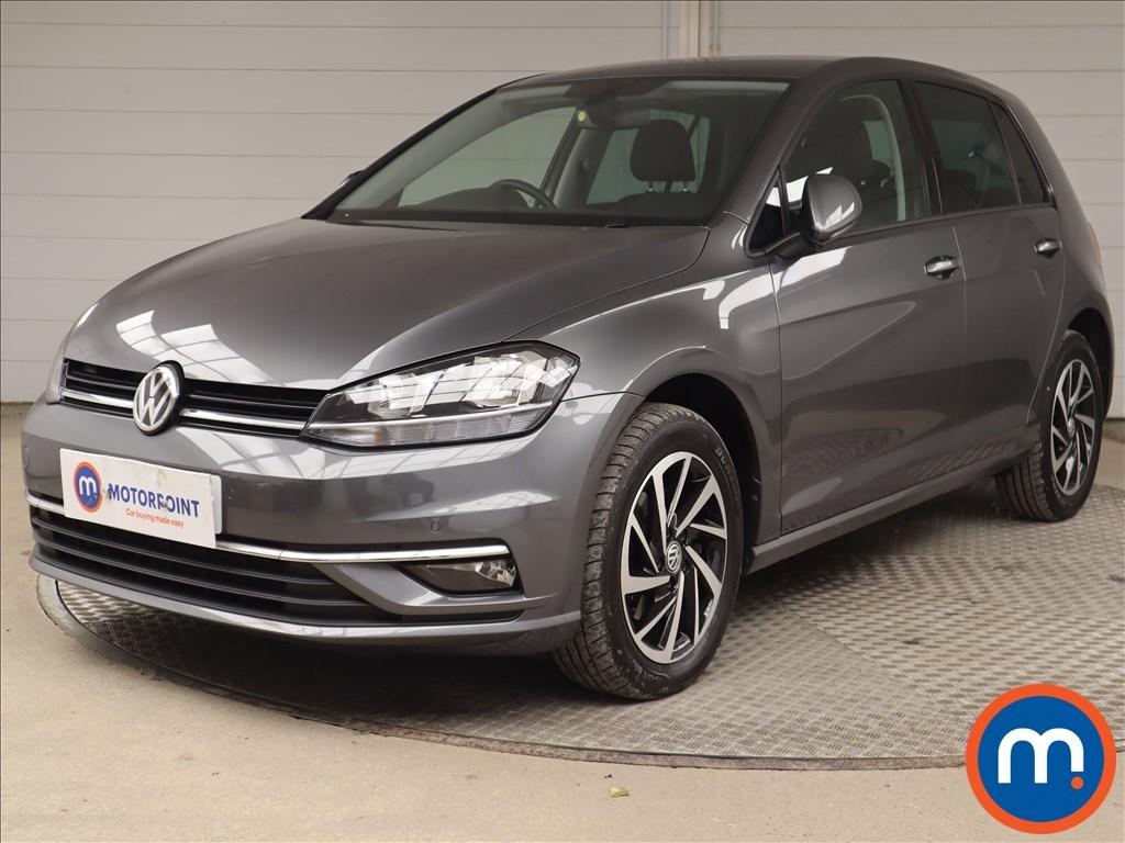 Volkswagen Golf 1.5 TSI EVO 150 Match 5dr - Stock Number 1223937 Passenger side front corner